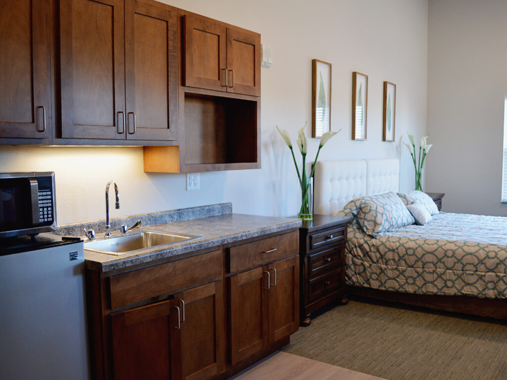 Companion Suite - Complete with a Kitchenette!